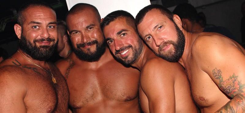 Bears Week Sitges Club nights