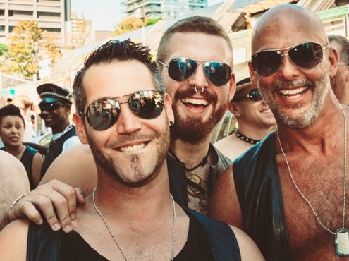 Toronto Leather Pride