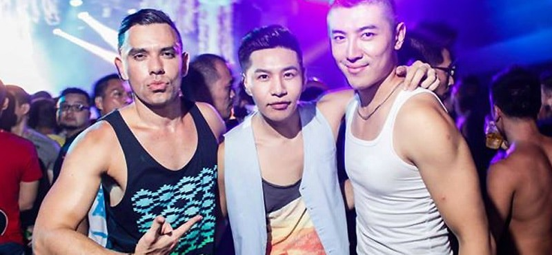 Club lc debuts on the gay scene