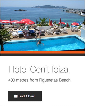 Hotel Cenit Ibiza