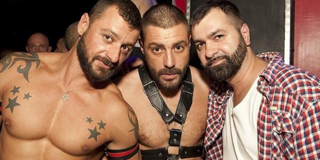 paris soiree gay