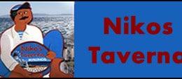 Nikos Taverna Rest logo
