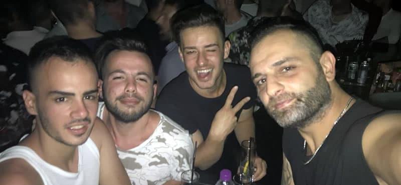 Porta Bar gay bar Mykonos