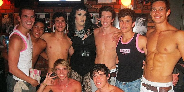 gay clubs in south africa