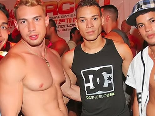 Matinee Gay Easter Barcelona