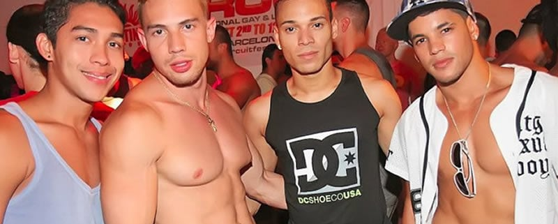 Matinee Gay Easter Barcelona