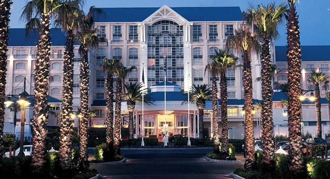 Gay friendly hotels in Cape Town