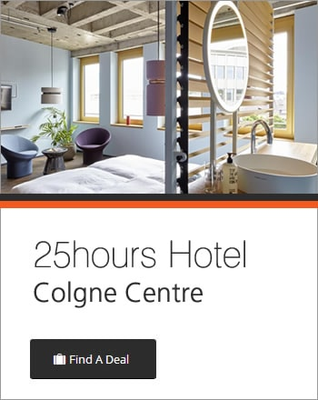 25 Hours Cologne