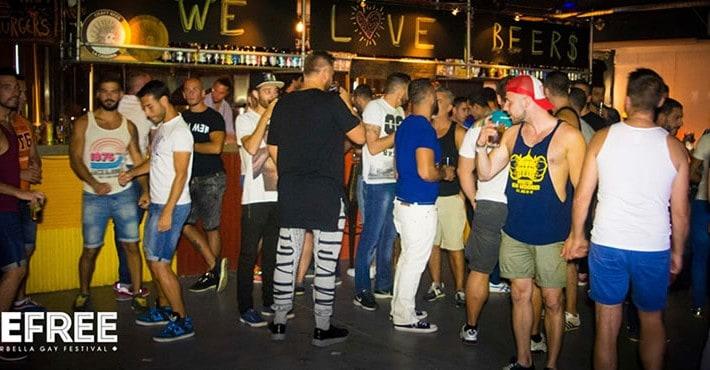 BEFREE Marbella Gay Festival