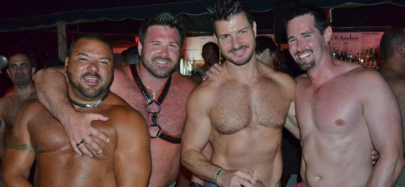 Sexy Photos Of Provincetowns Gay Bear Week 10+ Years Ago, Inspire With Message: Be Kinder