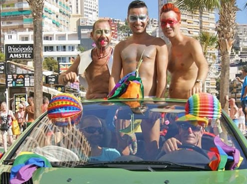 Gay Benidorm Events