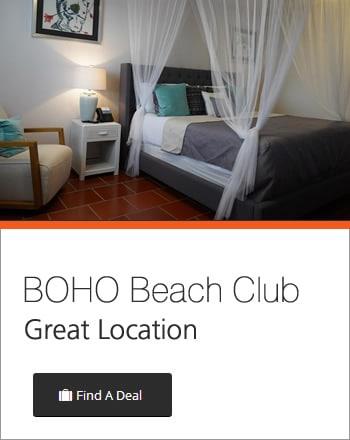 Boho Beach Club