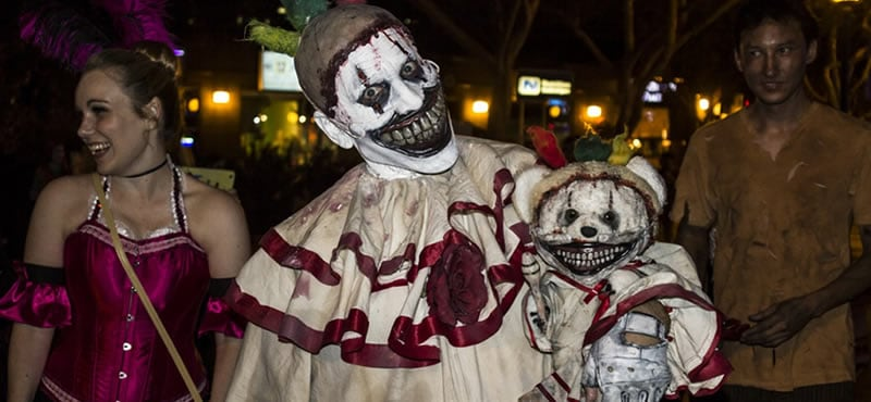 Los Angeles Halloween Carnival 2020 Halloween Carnival 2020 WeHO! Los Angeles 500,000 take to the streets