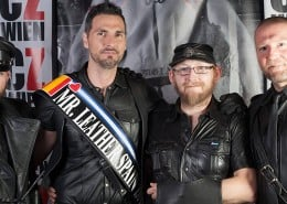 Mr Leather Spain