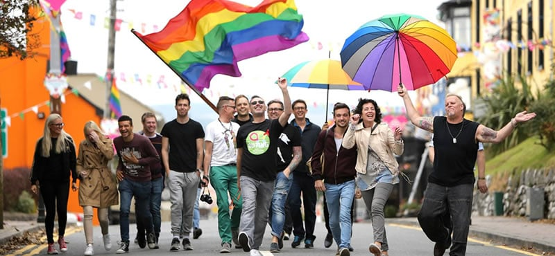 gay matchmaking festival ireland Explore galway city holidays and discover the best time bohemian galway (gaillimh) is one of ireland's most engaging home to an annual matchmaking festival.