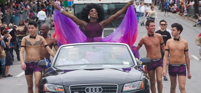 Atlanta Black Gay Pride 2016 - National