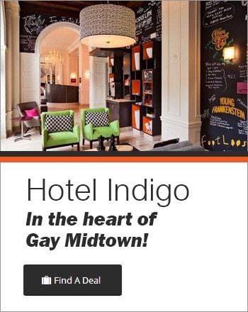 hôtel indigo atlanta