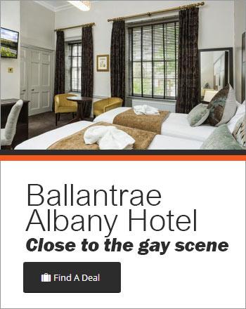 Ballantrae Albany Hotel