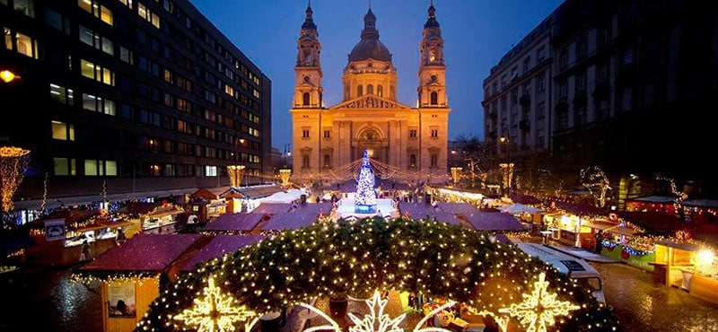 Budapest Christmas Markets -