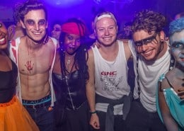 Cape Town Halloween Party