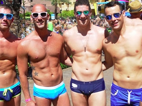 Desert Heat Palm Springs