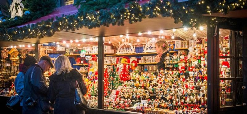 Edinburgh Christmas Markets -