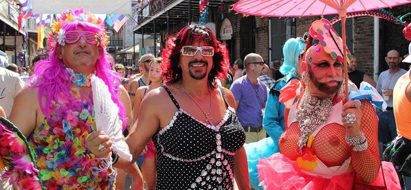 Gay pride new orleans