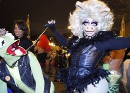 Northalsted Halloween Parade Chicago