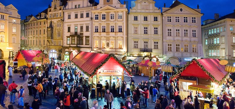 Prague Christmas Market.Prague Christmas Markets 2019 A Heaven For The Christmas