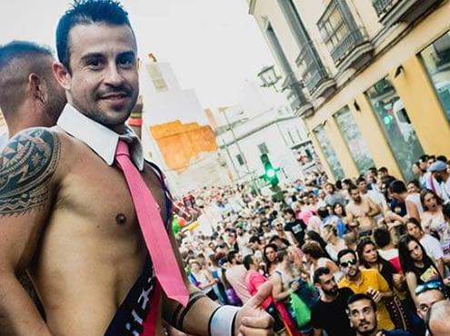 Seville Pride Orgullo de Andalucía