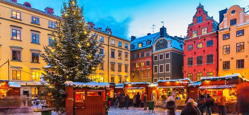 Bildergebnis für christmas market stockholm