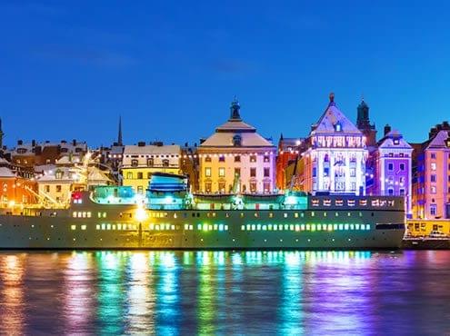 Stockholm Christmas Markets