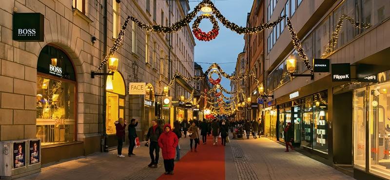 Stockholm Christmas Markets -