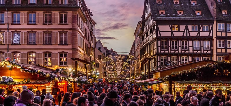 Christmas In Strasbourg 2020 Strasbourg Christmas Markets 2020 is the oldest in Europe