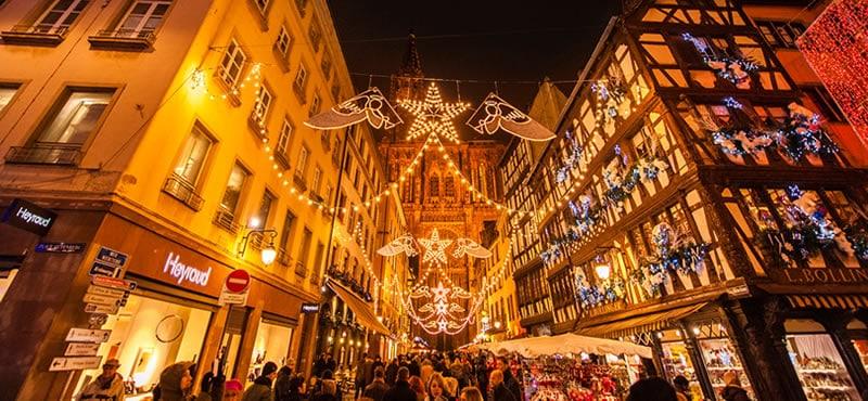 Strasbourg Christmas Market 2020 Strasbourg Christmas Markets 2020 is the oldest in Europe