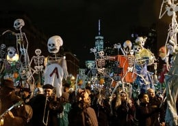 Village Halloween Parade New York