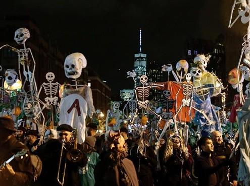 Village Halloween Parade New York