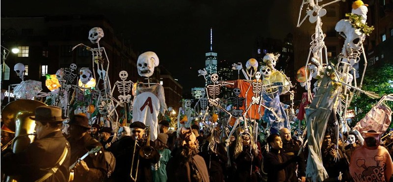 New Yorks Village Halloween Parade 2020 Village Halloween Parade New York 2020 spookiest procession