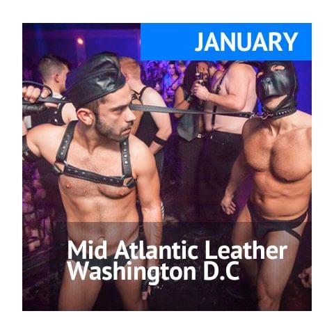 January Gay Events