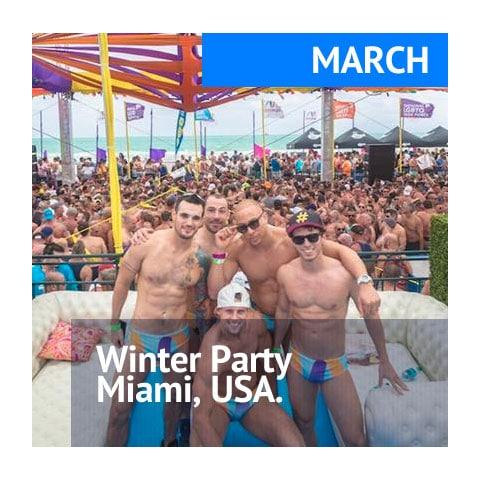 Miami Winter Party