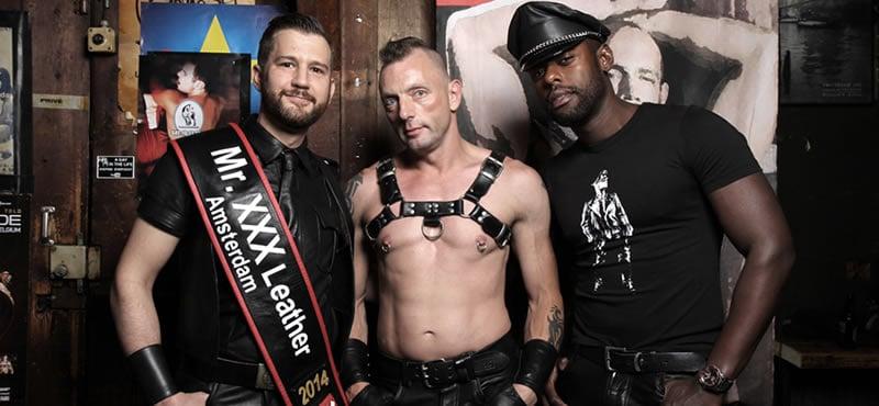 Amsterdam Leather Fetish pride