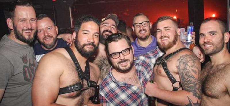from Rhett tocarra at gay atlanta party