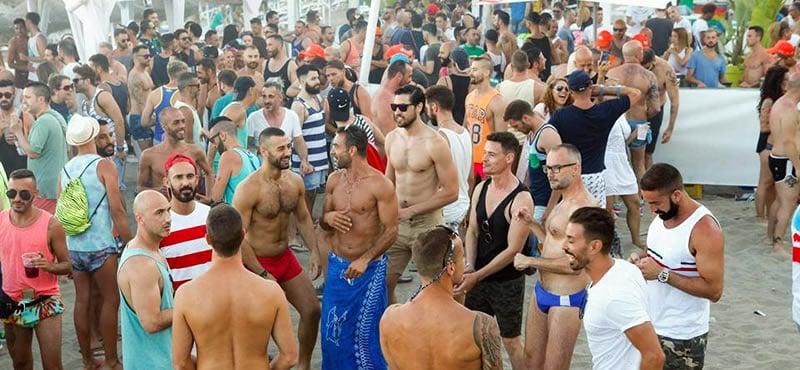 orgullo gay malaga capital 2020