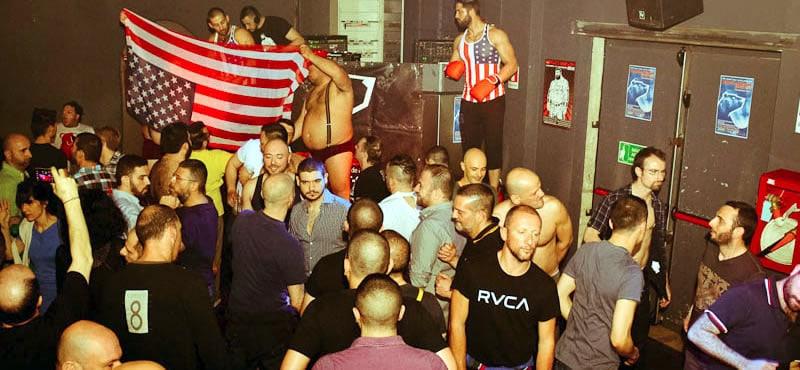 Bear festival milan for Gay club milan
