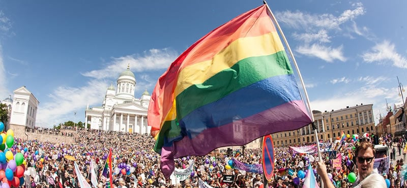 Pride 2021 Helsinki
