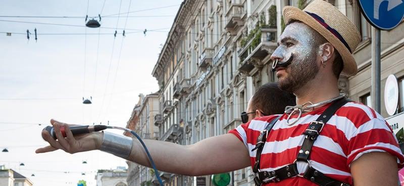 Milan gay pride for Gay club milan