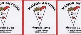 Maison Antoine restaurant Brussels