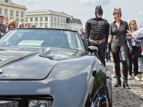 Stripfestival van Brussel