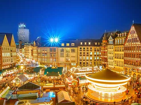 Gay Christmas in Europe