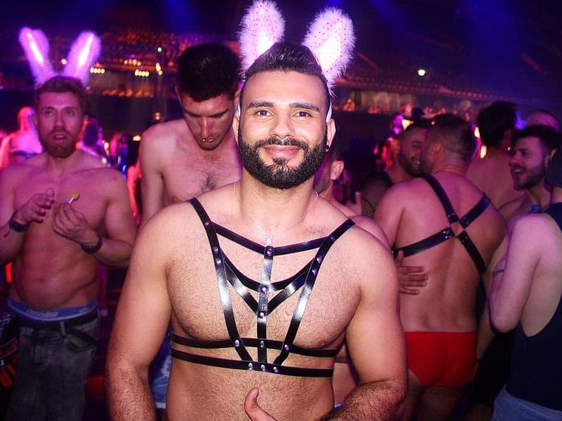 Gay Brussels Party
